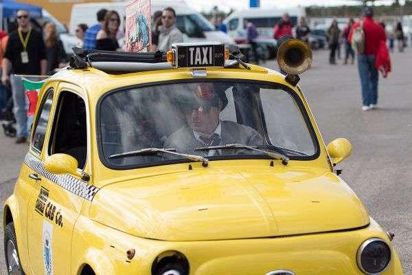 Taxi por favor!